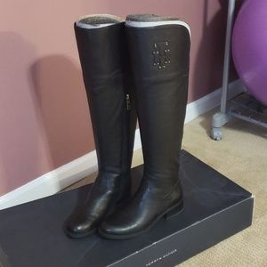 Tommy Hilfiger over the knee Gerrie boots